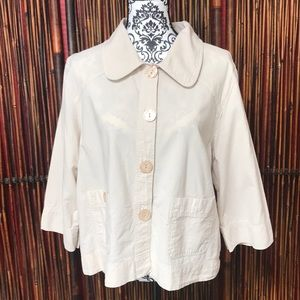 🌼 4 for $25 Erika button down blouse